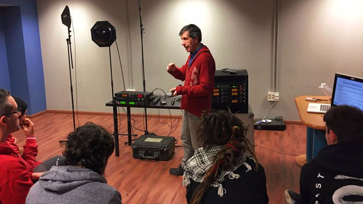 Clase de radiofrecuencia por Javier Isequilla