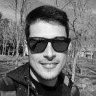 Enrique Acosta, técnico de sonido directo