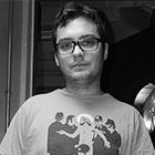 Federico Papoff, estudiante de vídeo