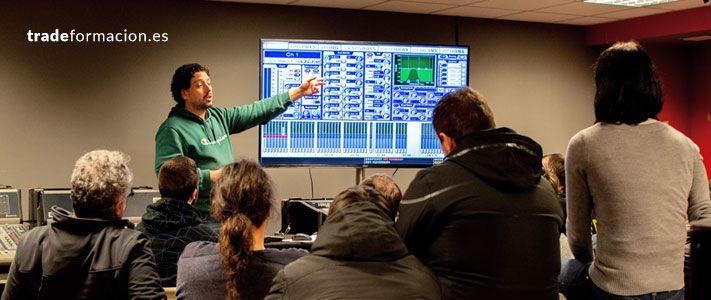 Práctica fin de curso de sonido en vivo