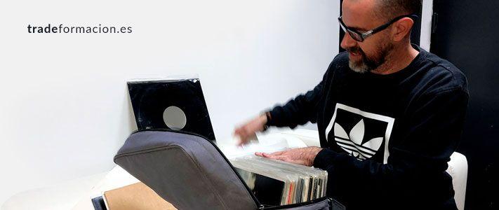 Toni Rox deejay, productor de música electrónica